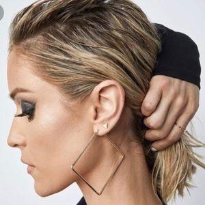 Uncommon James Kristin Cavallari Square Earrings